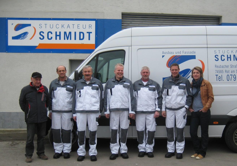 Stuckateur Schmidt Rot am See